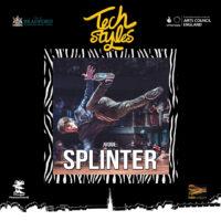 Tech Styles Judge Splinter